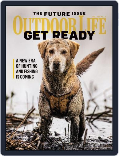 Outdoor Life Digital Magazine August 12th, 2020 Issue Cover