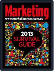 The Marketing Survival Guide Magazine (Digital) Subscription February 4th, 2013 Issue