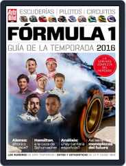 Auto Bild Es Extra F1 Magazine (Digital) Subscription March 1st, 2016 Issue