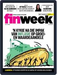Finweek - Afrikaans Magazine (Digital) Subscription May 14th, 2021 Issue