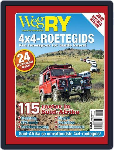 Wegry 4x4 Roetegids October 7th, 2012 Digital Back Issue Cover