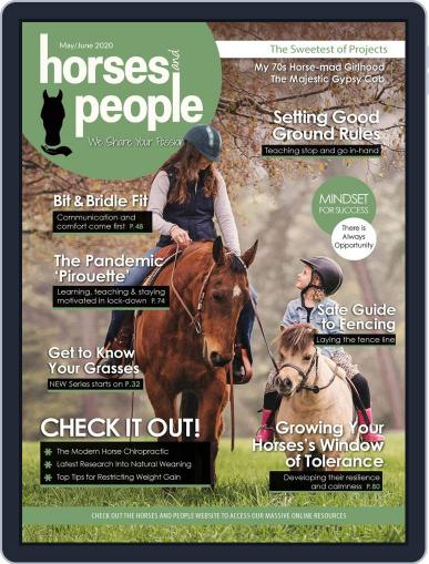 Horses and People Magazine (Digital) May 1st, 2020 Issue Cover