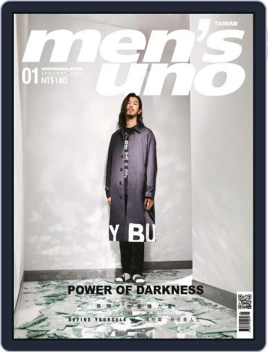 Men's Uno Magazine (Digital) January 11th, 2021 Issue Cover