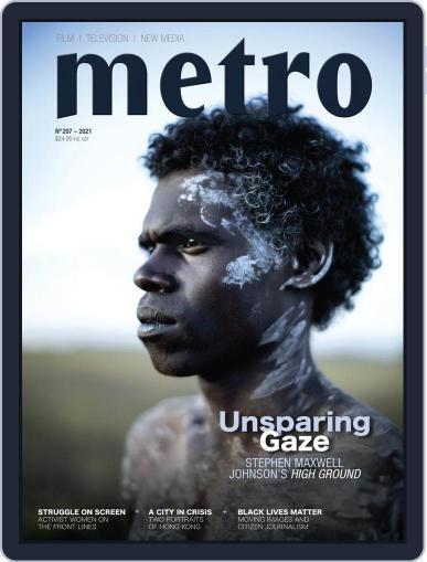 Metro Magazine (Digital) January 1st, 2021 Issue Cover