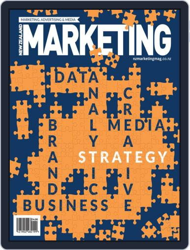 NZ Marketing Magazine (Digital) June 1st, 2021 Issue Cover