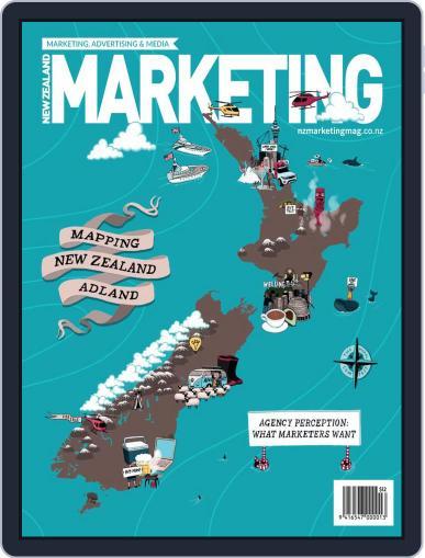 NZ Marketing Magazine (Digital) March 16th, 2021 Issue Cover