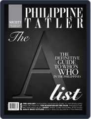 Philippine Tatler Society Magazine (Digital) Subscription January 25th, 2013 Issue