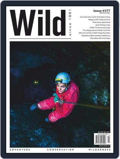 Wild Magazine (Digital) September 1st, 2020 Issue Cover