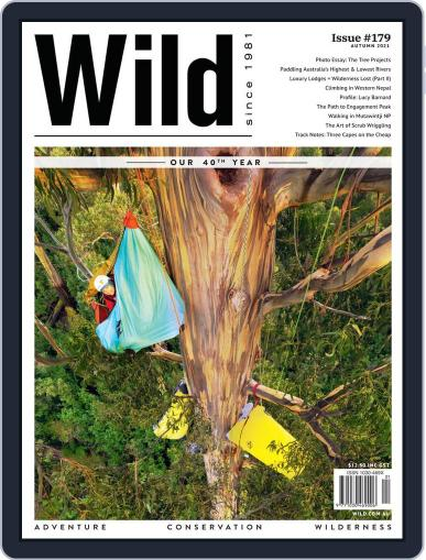 Wild Magazine (Digital) March 1st, 2021 Issue Cover