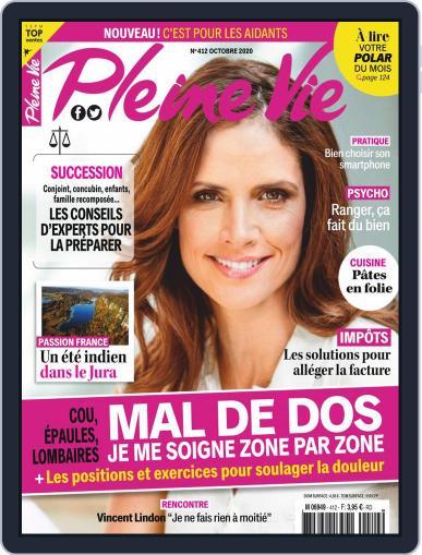 Pleine Vie Magazine (Digital) October 1st, 2020 Issue Cover