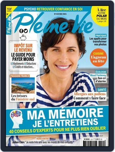 Pleine Vie Magazine (Digital) May 1st, 2021 Issue Cover
