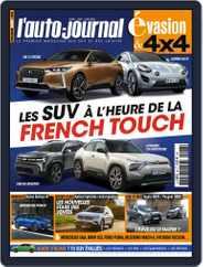 L'Auto-Journal 4x4 Magazine (Digital) Subscription April 1st, 2021 Issue