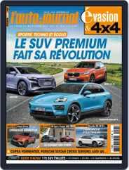 L'Auto-Journal 4x4 Magazine (Digital) Subscription June 1st, 2021 Issue