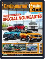 L'Auto-Journal 4x4 Magazine (Digital) Subscription October 1st, 2021 Issue