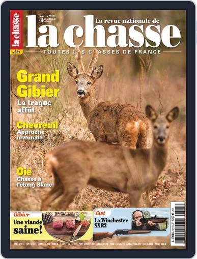 La Revue nationale de La chasse Magazine (Digital) February 1st, 2021 Issue Cover