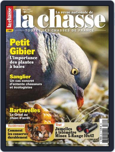 La Revue nationale de La chasse Magazine (Digital) March 1st, 2021 Issue Cover