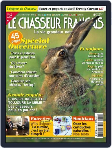 Le Chasseur Français Magazine (Digital) September 1st, 2020 Issue Cover