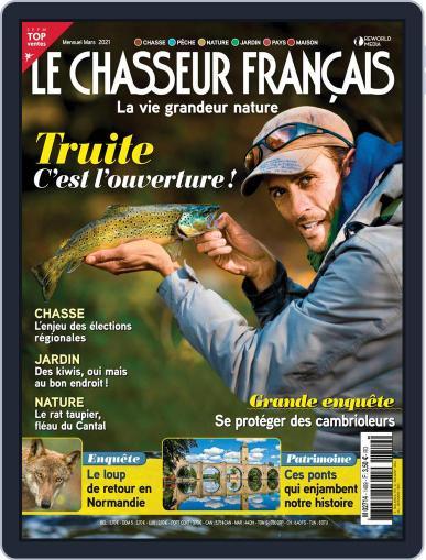 Le Chasseur Français Magazine (Digital) March 1st, 2021 Issue Cover