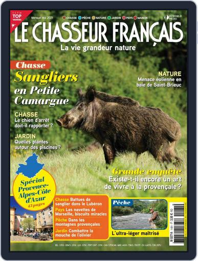 Le Chasseur Français Magazine (Digital) May 1st, 2021 Issue Cover