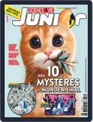 Science & Vie Junior Magazine (Digital) Subscription October 1st, 2020 Issue