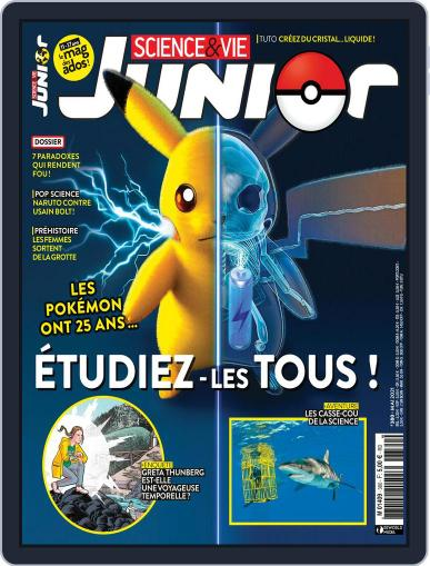 Science & Vie Junior Magazine (Digital) May 1st, 2021 Issue Cover