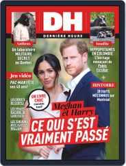 Dernière Heure Magazine (Digital) Subscription November 27th, 2020 Issue