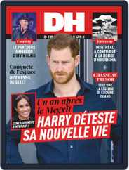 Dernière Heure Magazine (Digital) Subscription April 16th, 2021 Issue