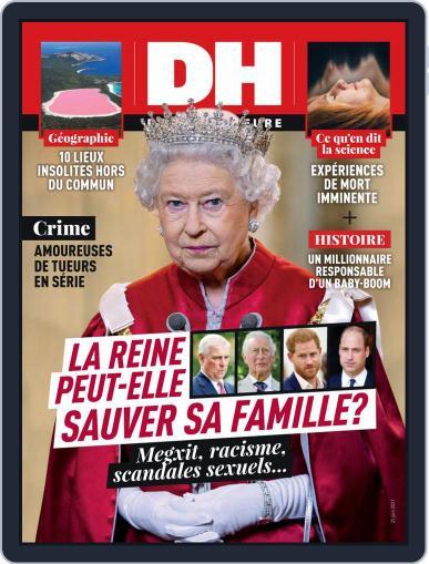 Dernière Heure Magazine (Digital) June 25th, 2021 Issue Cover
