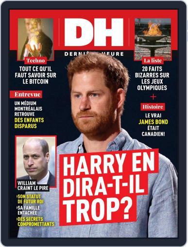 Dernière Heure Magazine (Digital) September 3rd, 2021 Issue Cover