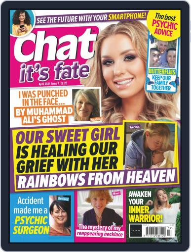 Chat It's Fate Magazine (Digital) April 1st, 2021 Issue Cover