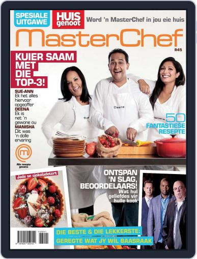 Huisgenoot MasterChef August 5th, 2012 Digital Back Issue Cover