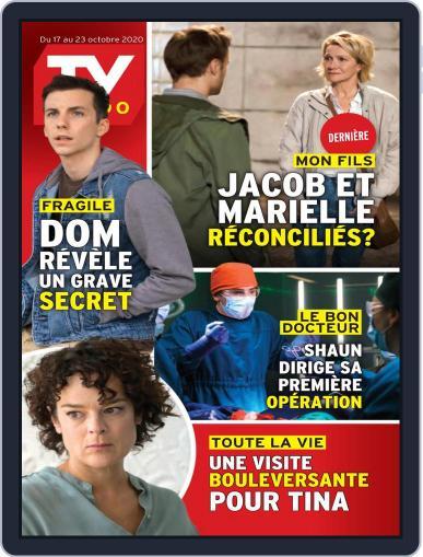 Tv Hebdo Magazine (Digital) October 17th, 2020 Issue Cover