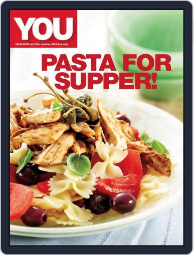 You Pasta For Supper October 8th, 2012 Digital Back Issue Cover