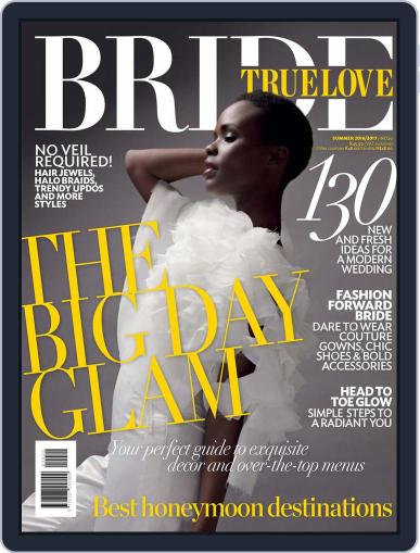 True Love Bride August 1st, 2016 Digital Back Issue Cover