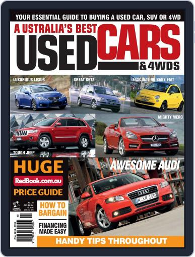 Australia's Best Used Cars & 4wds December 29th, 2014 Digital Back Issue Cover