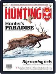 Nz Hunting World Magazine (Digital) Subscription April 16th, 2015 Issue
