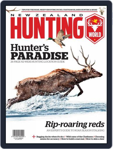 Nz Hunting World April 16th, 2015 Digital Back Issue Cover