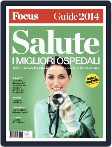 Le Guide Di Focus Salute Magazine (Digital) February 19th, 2014 Issue Cover