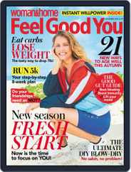 Woman & Home Feel Good You Magazine (Digital) Subscription November 1st, 2020 Issue