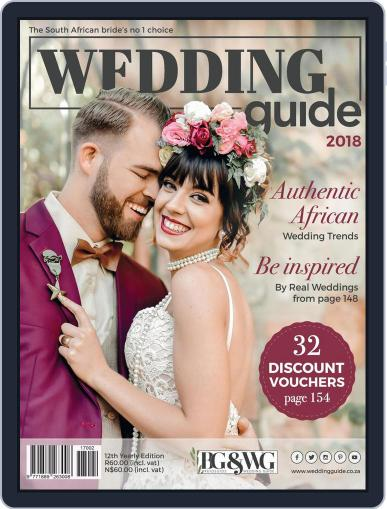 Wedding Guide January 1st, 2018 Digital Back Issue Cover