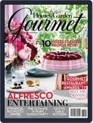 Condè Nast House & Garden Gourmet Magazine (Digital) Subscription November 1st, 2017 Issue