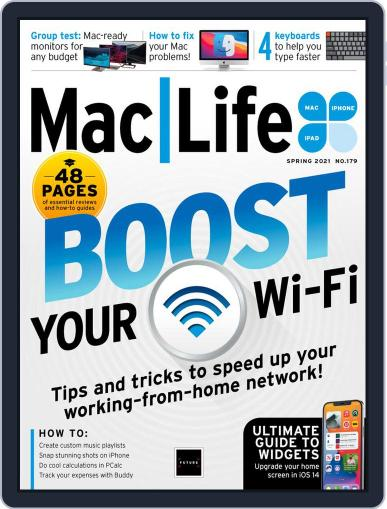 MacLife Magazine (Digital) March 23rd, 2021 Issue Cover