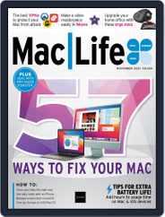 MacLife Magazine (Digital) Subscription November 1st, 2021 Issue