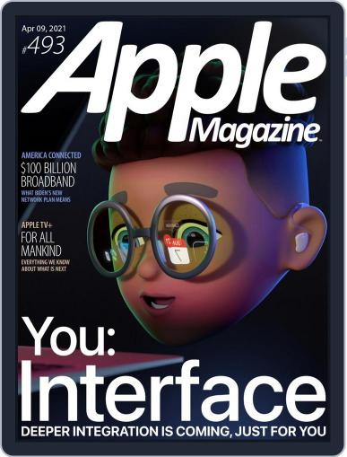 AppleMagazine Magazine (Digital) April 9th, 2021 Issue Cover