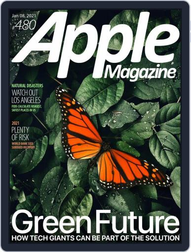 AppleMagazine Magazine (Digital) January 8th, 2021 Issue Cover