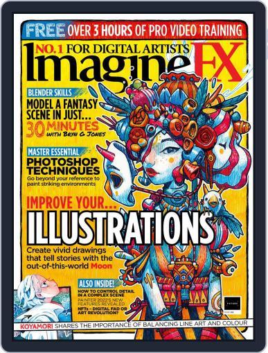 ImagineFX Magazine (Digital) September 1st, 2021 Issue Cover