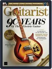 Guitarist Magazine (Digital) Subscription July 1st, 2021 Issue