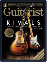 Guitarist Magazine (Digital) Subscription March 1st, 2021 Issue