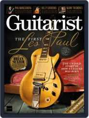 Guitarist Magazine (Digital) Subscription October 1st, 2021 Issue
