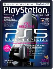Official PlayStation Magazine - UK Edition Magazine (Digital) Subscription December 2nd, 2020 Issue